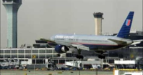 UFO At O'Hare? Officials Say Weird Weather - CBS News
