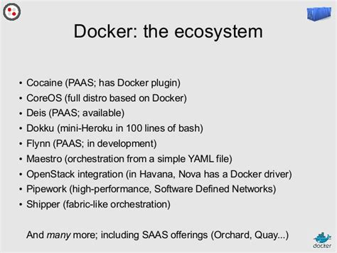 A Gentle Introduction To Docker And All Things Containers