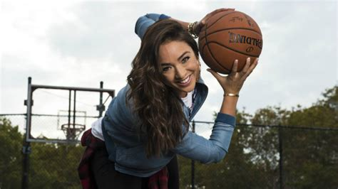 ESPN's Cassidy Hubbarth talks sideline reporting, the