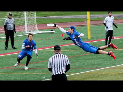 Best Ultimate Frisbee Highlights from the 2013 MLU Season
