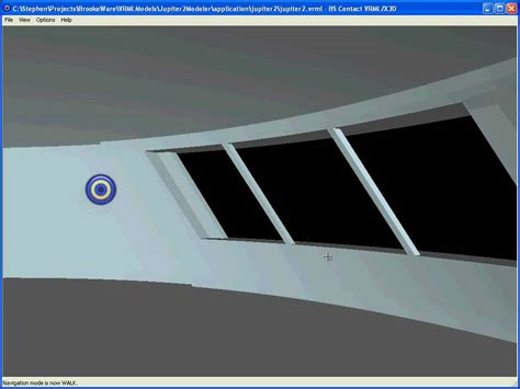 FREE GIVEAWAY! Life-size VRML Model Spaceship - Lost In