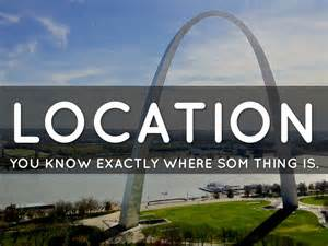 What is Location Location can be defined as a particular