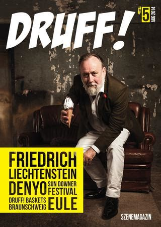 Druff!-Magazin BS #5 August 2014 Teil 2 by DRUFF! Magazin