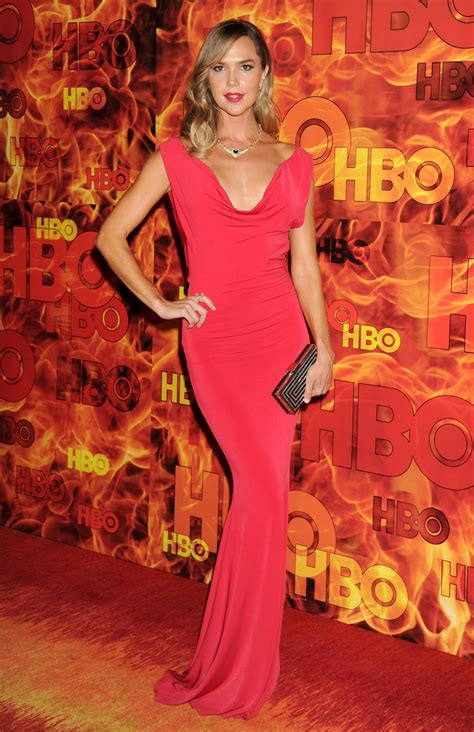 ARIELLE KEBBEL at HBO's Official 2015 Emmy After-party in