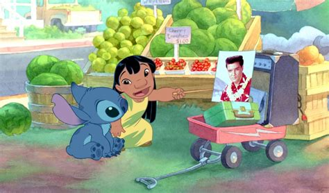 GT Wallpaper - Fond d'ecran Lilo et Stitch