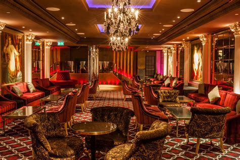 The new London clubs in hotel basements | London Evening