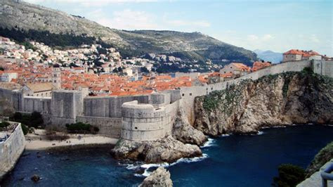 Dubrovnik - The Game of Thrones Map & Travel Guide