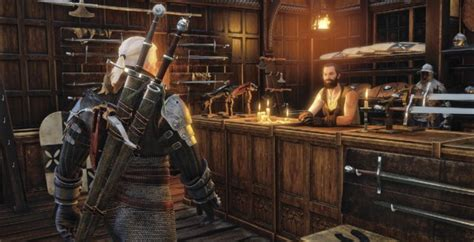 Where to find Aerondight Sword Location Guide - Witcher 3