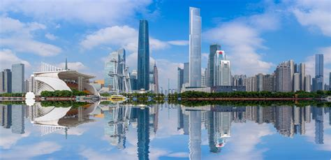 Guangzhou in a global city's perspective | JLL