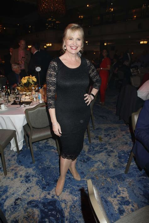 Carol Kirkwood – 2017 TRIC Awards Christmas Lunch in