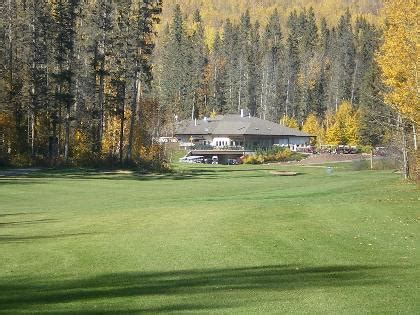 Fort McMurray Golf Club in Fort McMurray, Alberta, Canada