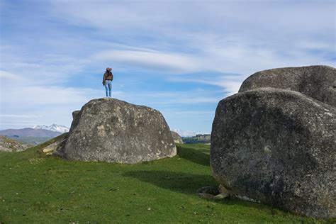 The Elephant Rocks, Waitaki Valley | See the South Island
