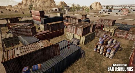 Range - Official PLAYERUNKNOWN'S BATTLEGROUNDS Wiki