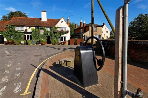 About Goldhanger the village
