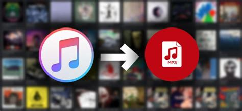 How to Convert iTunes Songs to MP3
