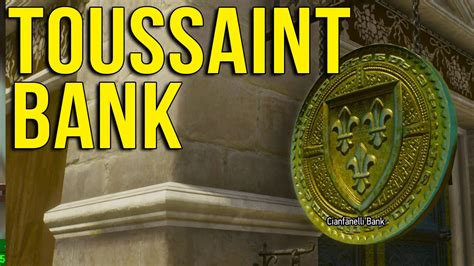 The Witcher 3: Blood and Wine - Toussaint Bank Location
