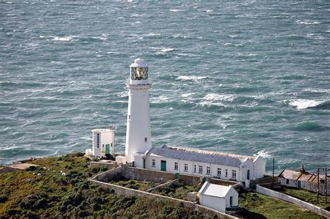 South Stack Lighthouse - Wikipedia