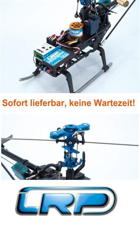 LRP StarChopper 440mm Single Blade RC Helikopter 220302
