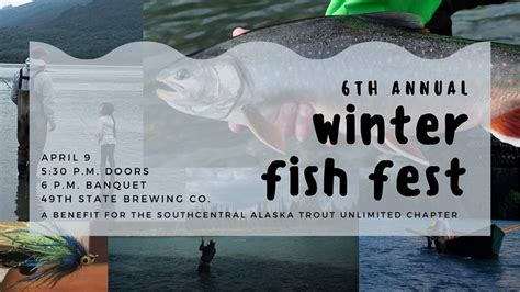 Southcentral AK Trout Unlimited Chapter - Home | Facebook