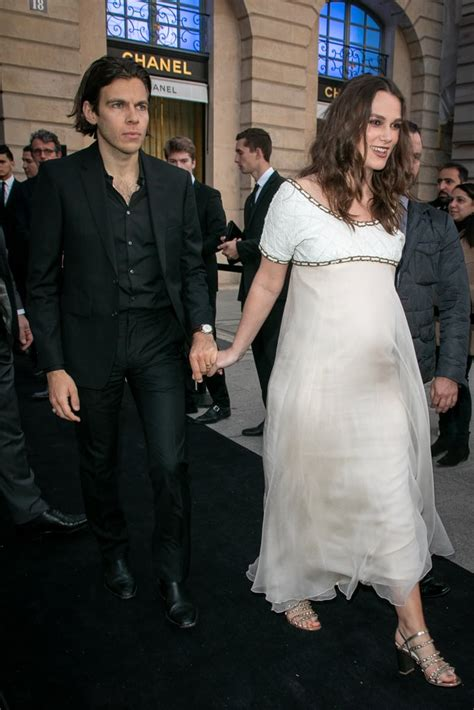 Keira Knightley and James Righton | Pregnant Celebrities