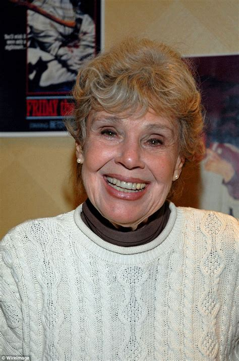 Betsy Palmer, who found fame as killer cook in Friday the