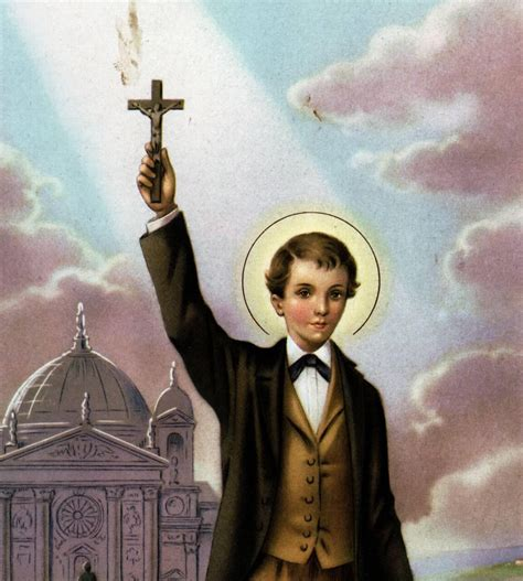 Saint Dominique Savio - Prophetie