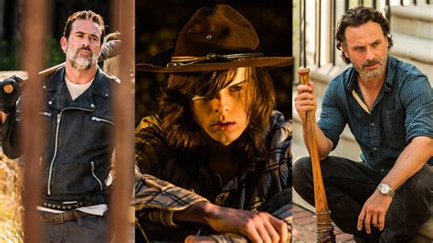 The Walking Dead: Carl and Negan's Relationship Might Make
