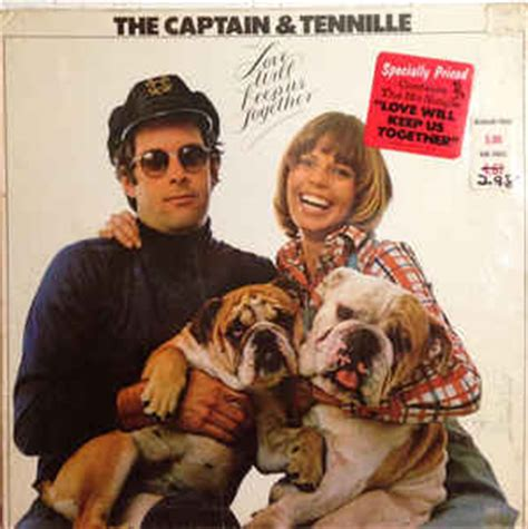 Captain And Tennille - Love Will Keep Us Together (Vinyl