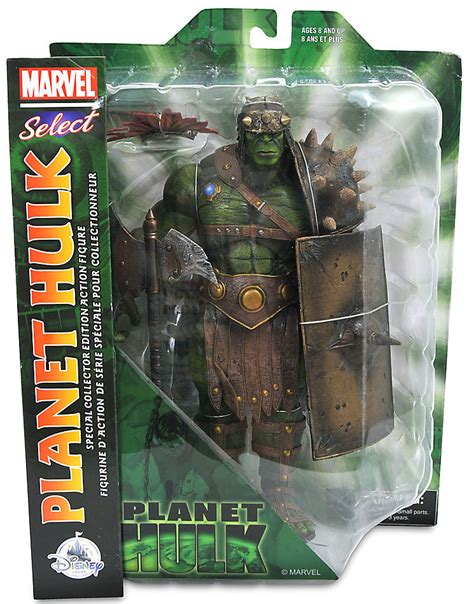 Exclusive Marvel Select Planet Hulk Figure Up for Order