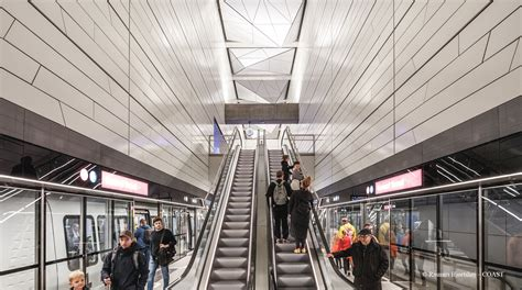 Metro design: Architecture and the choreography of travel
