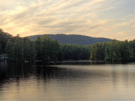 Pawtuckaway State Park Is The Most Beautiful Campground In