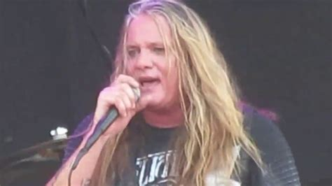 "Sebastian Bach Performs ""I Remember You"" At Italy's Rock"