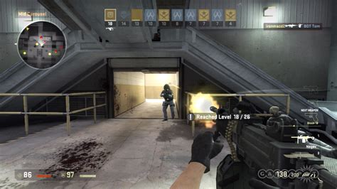 Counter-Strike: Global Offensive - Bot Training for Arms
